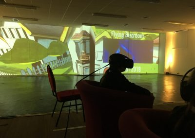 Flying Bedroom VR