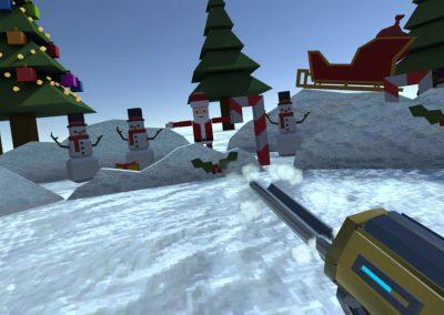Snowball Blast VR